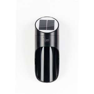 DES-01 – Sensor Type: Light/Motion Sensor Light Sensor: Continues dim mode – last up to 5hrs. Motion Sensor: Time delay 7secs.(fromlast motion detected) Full Charge Cycle: 4-5 rainy days